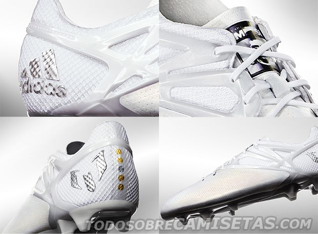 adidas Platinum Messi 15 cleats