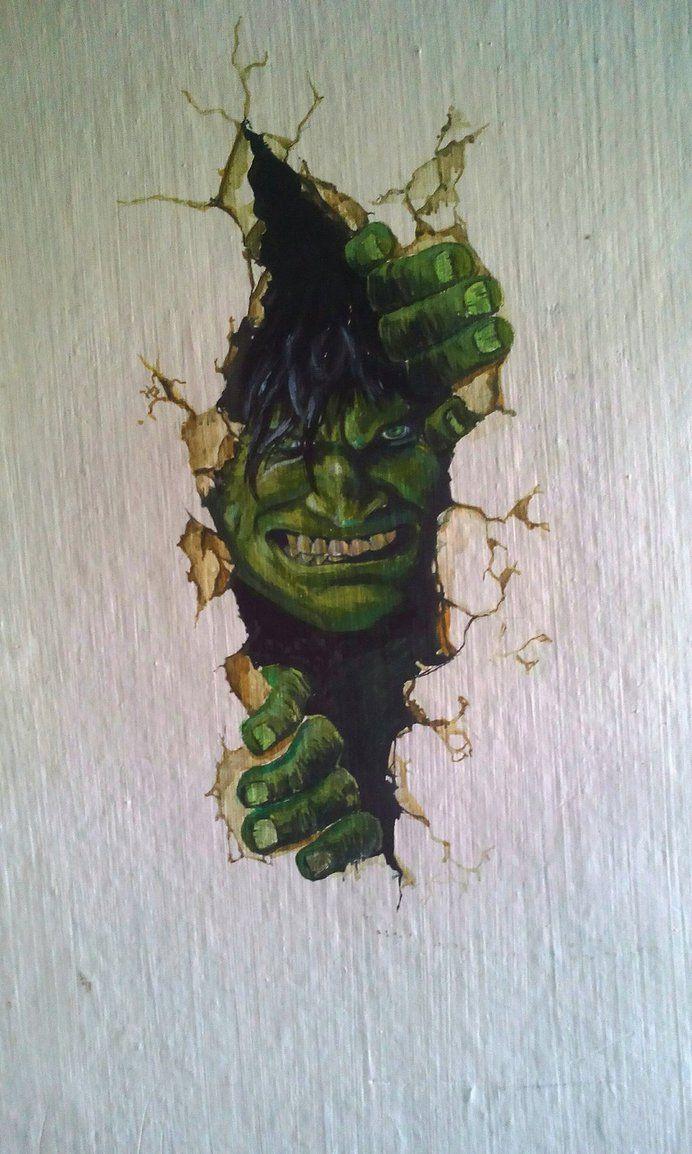 #Hulk #Fan #Art. (Breaking wall) By:Predatorarjun. (THE * 5 * STÅR * ÅWARD * OF: * AW YEAH, IT'S MAJOR ÅWESOMENESS!!!™)[THANK Ü 4 PINNING<·><]<©>ÅÅÅ+(OB4E)(I LIKE THIS BETTER THEN THE ORIGINAL!!!)