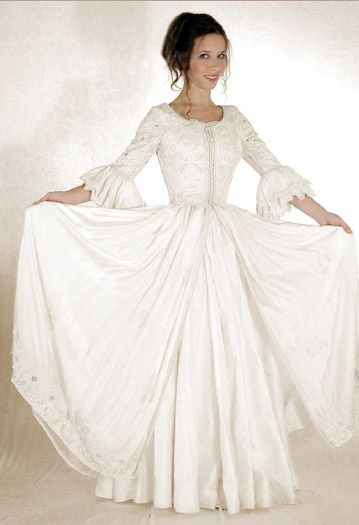 Meval And Celtic Wedding Gowns Custom Storybook Canadian Maritime Fairytale