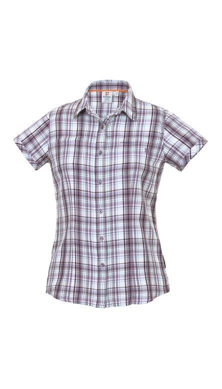 Carnac - Women's ACR Bamboo Check Shirt - Gondwana