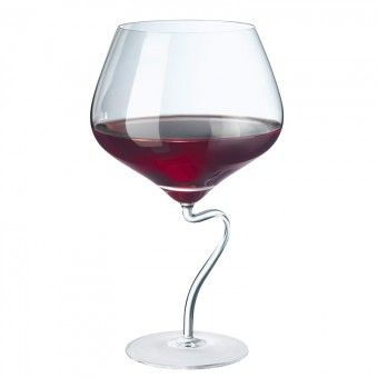 EDI THE NOSE – Pokal #Burgunderglas - aus dem #SUPR #Shop #Joy Elements. #Wein #Glas