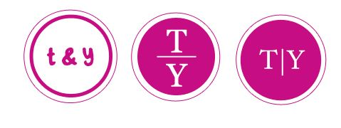 Theia & Young logo design