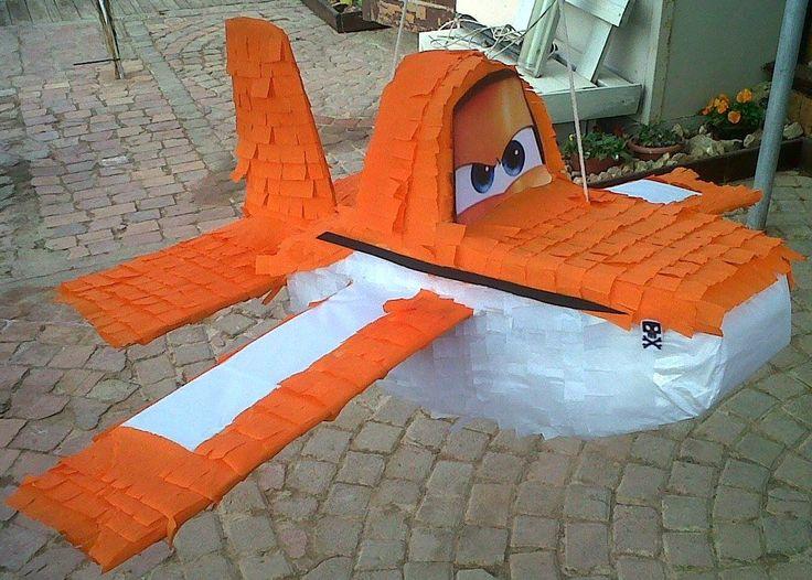 Disney Dusty the Plane Pinata