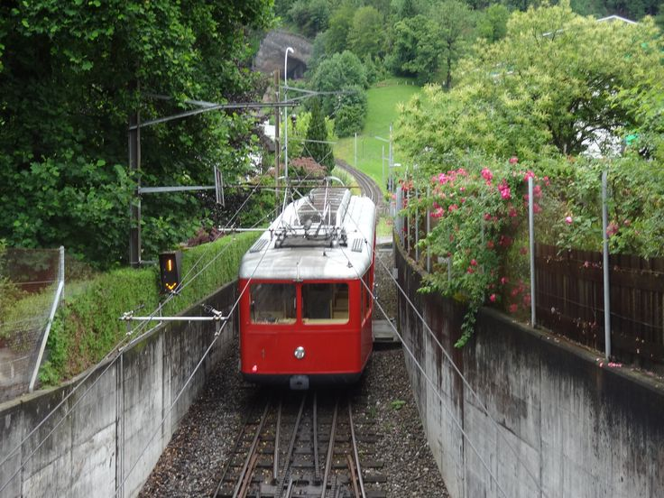 Vitznau - Rigi Rail