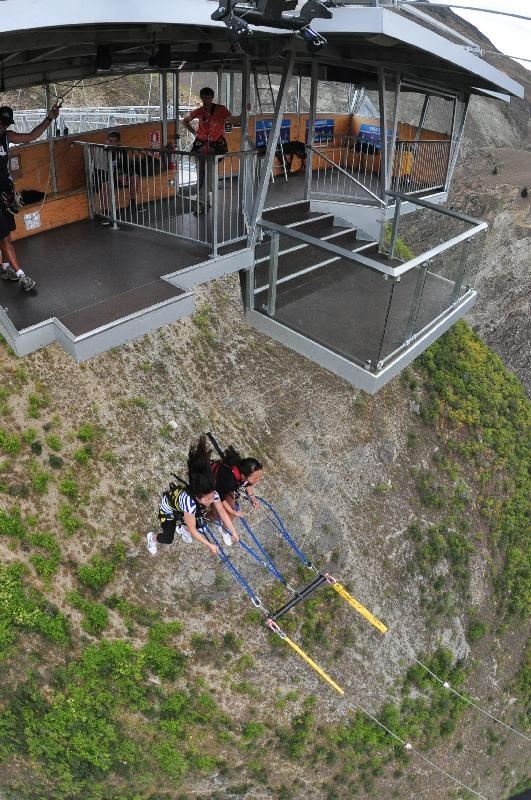 Decorating Ideas > Worlds Biggest Nevis Swing Off At Kaikoura, NZ The Day  ~ 001457_Birthday Party Ideas Queenstown