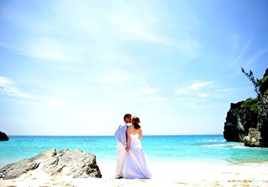 Bermuda wedding.  Destination Weddings by Cruise Planners.   Where would you like YOUR destination wedding to take place?