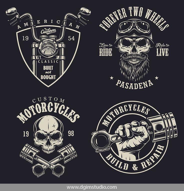 Motorcycle Bundle Motorcycles Logo Design Motorcycle Logo Motorcycle Design