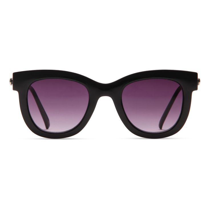 Supa Sundays Emina Glasses Black - $49.90
