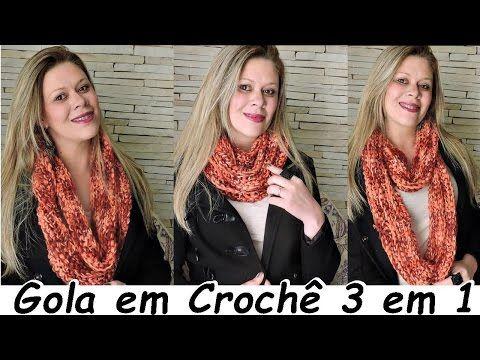 Curso online de Aprenda tudo sobre golas e cachecóis em tricô e crochê | eduK.com.br - YouTube