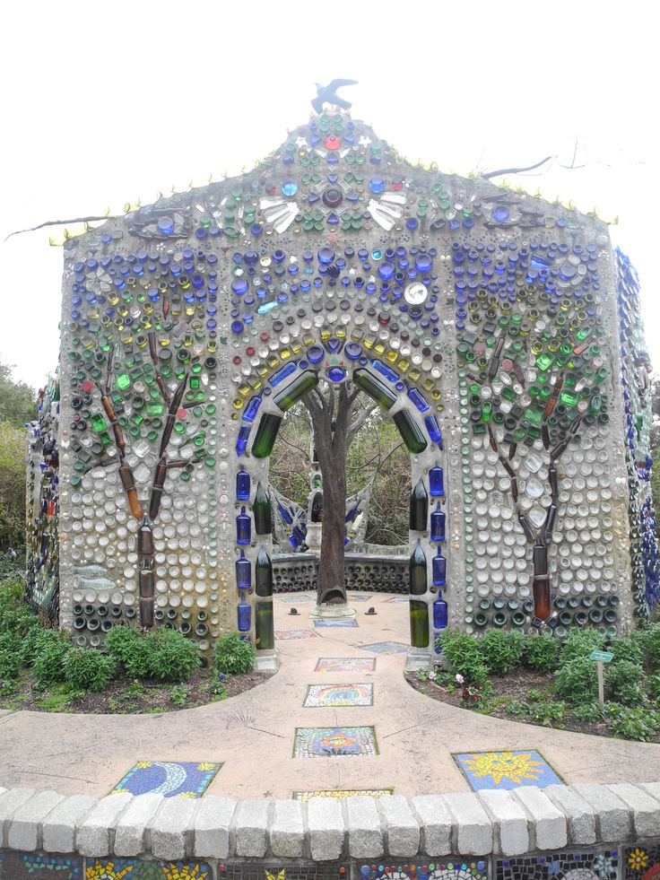 Bottle Chapel In Airlie Gardens Wilmington Nc Artsy Fartsy Pinterest Gardens Middle