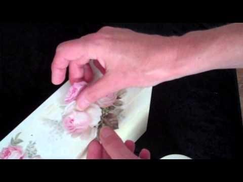▶ servetten techniek, basis - YouTube