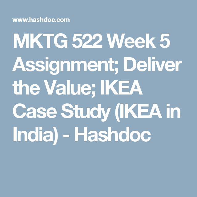 a case study of ikea in china market marketing essay Ikea case study  nestle case study a case study apple swot pestel analysis the deal gave this company a bigger entry to the chinese market and china mobile.