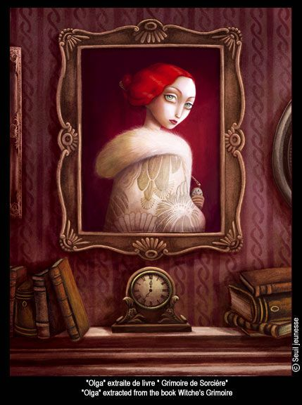 """""""Olga"""" from """"Witche's Grimoire"""""""