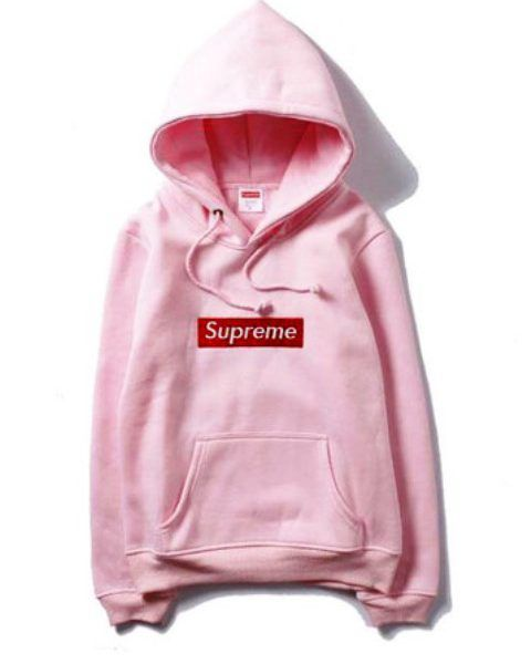 5ed02ac752c7 Buy Supreme Pink Hoodie from bigboze.com This hoodie is Made To Order
