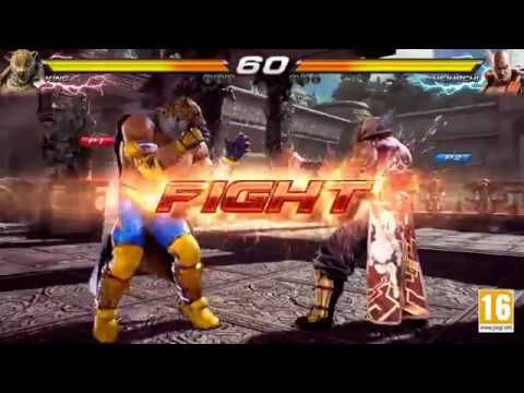 [Video] Tekken 7 King Vs Heihachi Amazing Gameplay #Playstation4 #PS4 #Sony #videogames #playstation #gamer #games #gaming