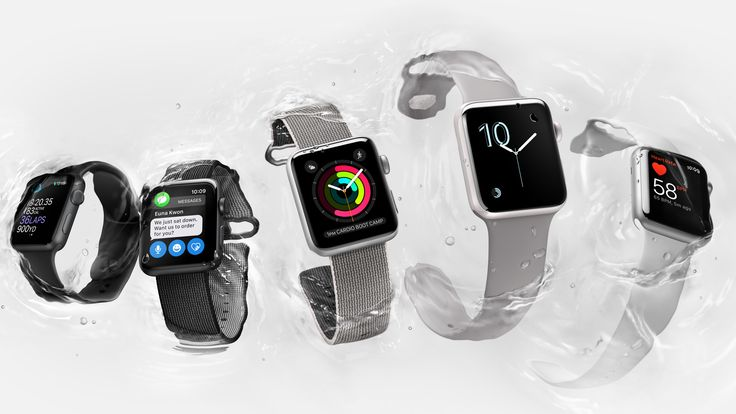 In the future the Apple Watch will be Water proof which will be great for anyone into water activities #AppleWatch