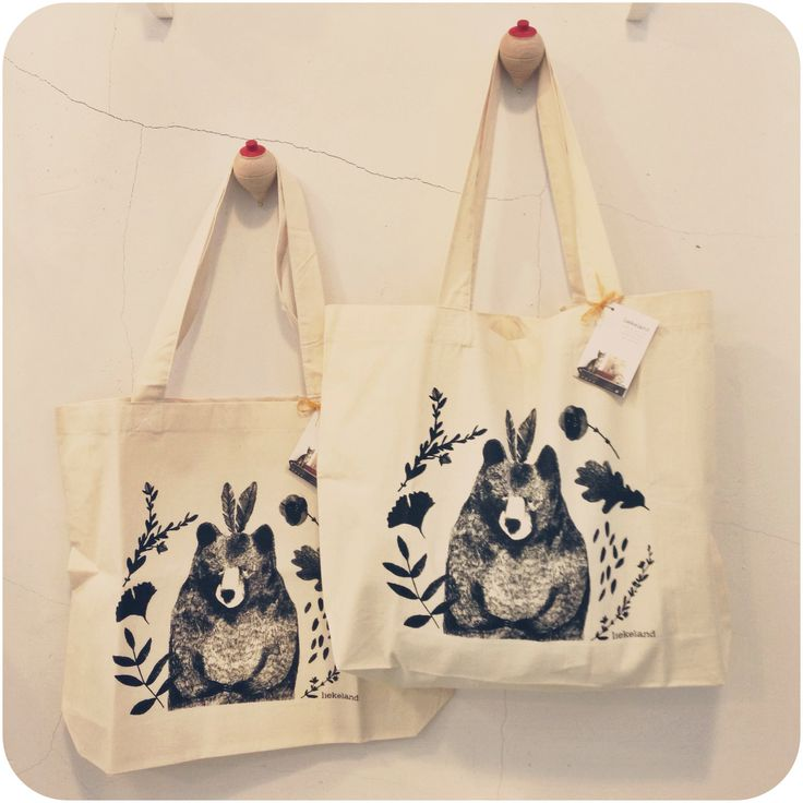 Tote Bag by Liekeland in Magnesia Barcelona