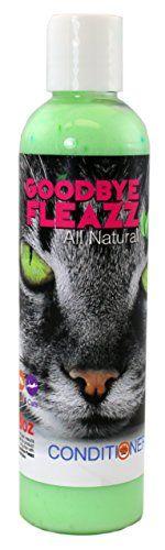 Goodbye Fleazz All Natural flea Repellent Dog and cat Conditioner *** For more information, visit image link.