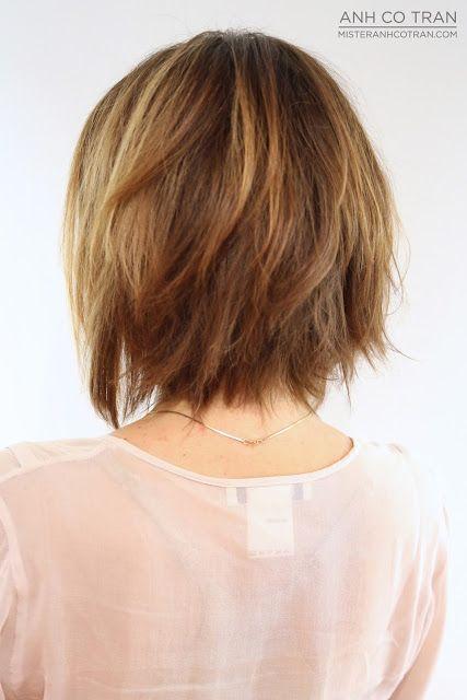 25 best ideas about Bob back view on Pinterest  Bob haircut back