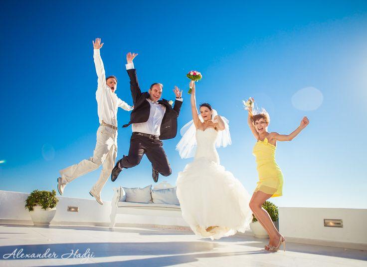 Santorini Wedding photographer - Alexander Hadji. More photos from the photosoot: hadjiphoto.com Book your photo shooting: info@hadjiphoto.com +306951661016