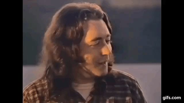 Rory Gallagher (From interview in Loreley, Germany on August 28, 1982)