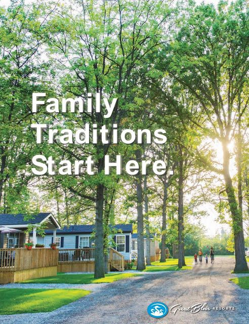 Cottage ownership made easy with #GreatBlueResorts