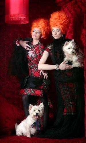 Scottish Fashion Awards - InStyle - Alexa Chung - Eilidh MacAskill
