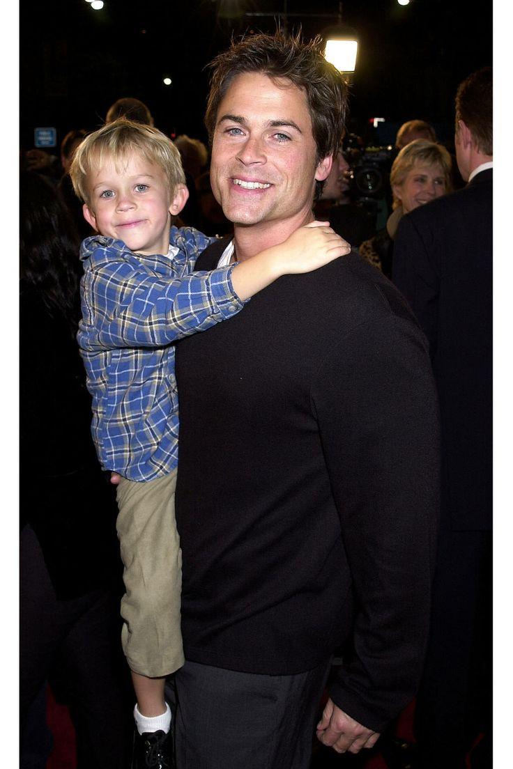 Hot Celebrity Dads - Celebrity Dads - Harper's BAZAAR