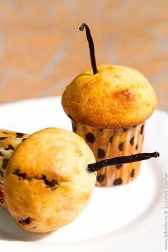 Творожные маффины | Кулинарные заметки Алексея Онегина