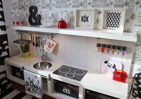Ikea Hacks per Bambini nel 2020   Cucina giocattolo ...