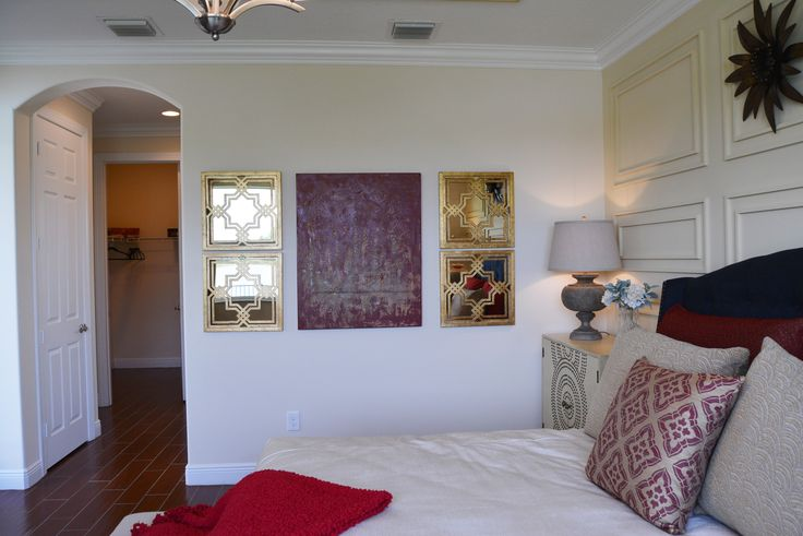 Another view of Master Bedroom.