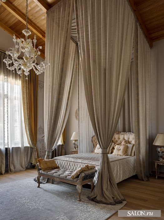 135 best baldachin images on Pinterest Canopy beds, Bedroom - elegantes himmelbett joseph walsh