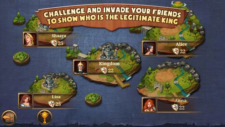 kingdoms and lords mod apk offline