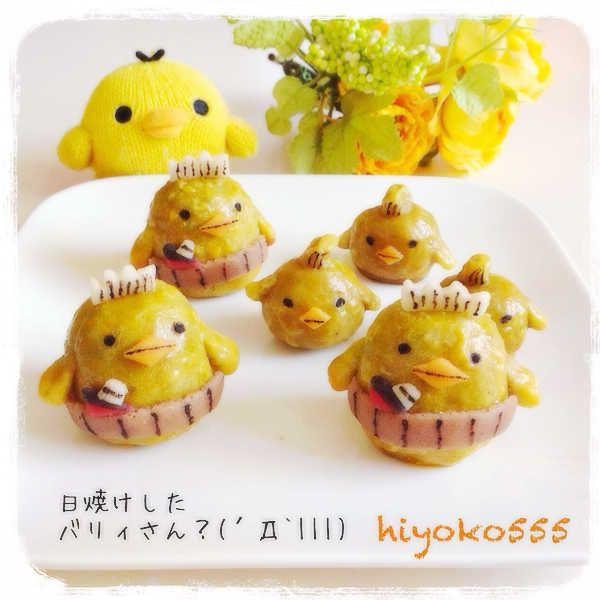 バリィさんコラボ☆スイートポテト。※♥ Dessert