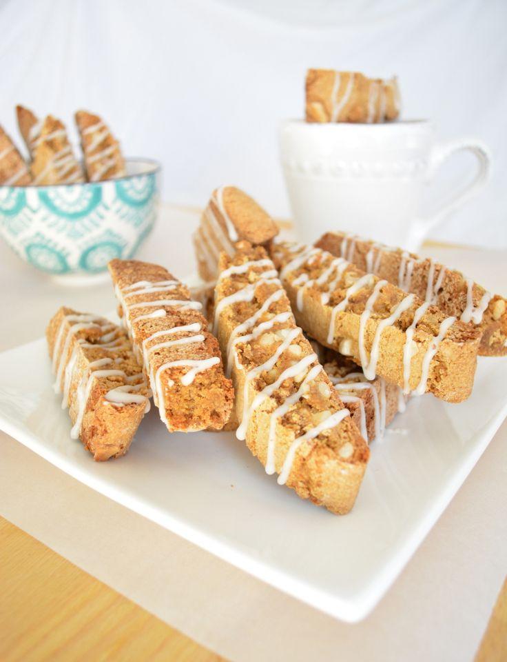 Pumpkin Biscotti with Hazelnuts  http://www.cookingandbeer.com/2013/09/pumpkin-biscotti-with-hazelnuts/