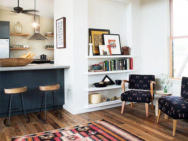 Stunning Inside an Eclectic Austin Kitchen