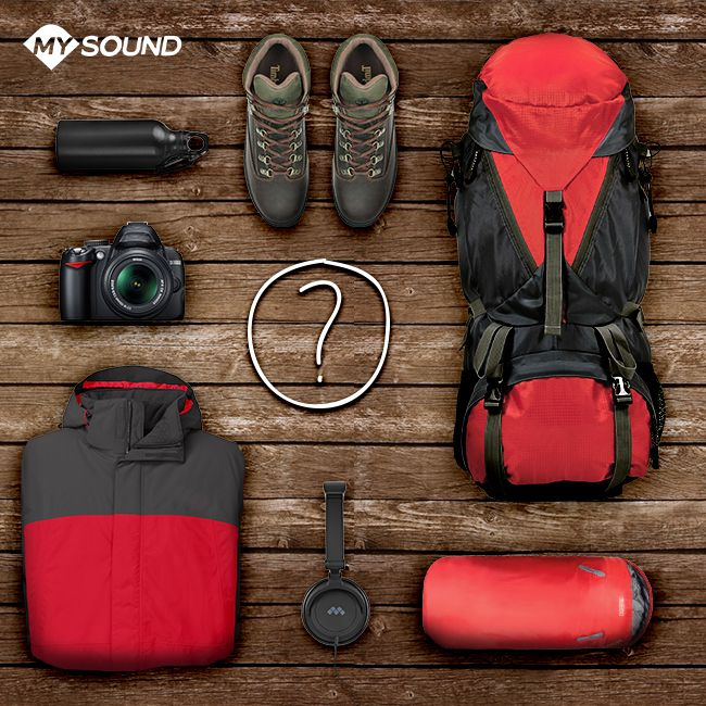 Backpacking fa rima con avventura ;) Cosa non può mancare?   #backpacking #backpackingtips #backpacker #gear  #backpackingeurope  #travel  #viaggiare #clothing #musica #music #audio #cuffie  #headphones #mystyle #mysound #hpsmart