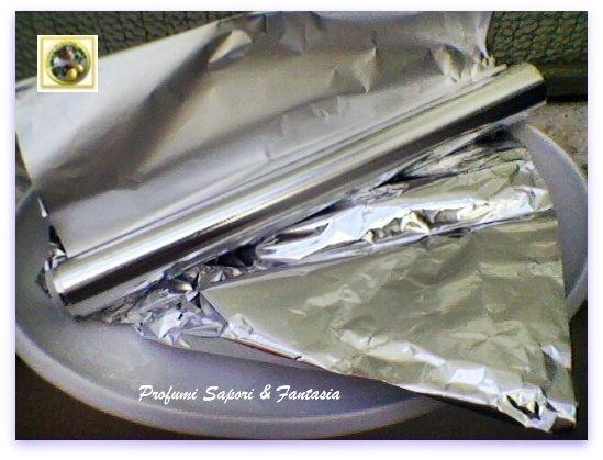 Carte in tavola l'alluminio