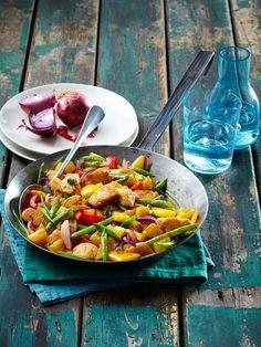 Rezept-Planer für 7 TageVerbote gibt es nicht! Unsere Low Fat Rezepte vereinen gesunde Kohlenhydrate, bestes Eiweiß und hochwertiges Fett