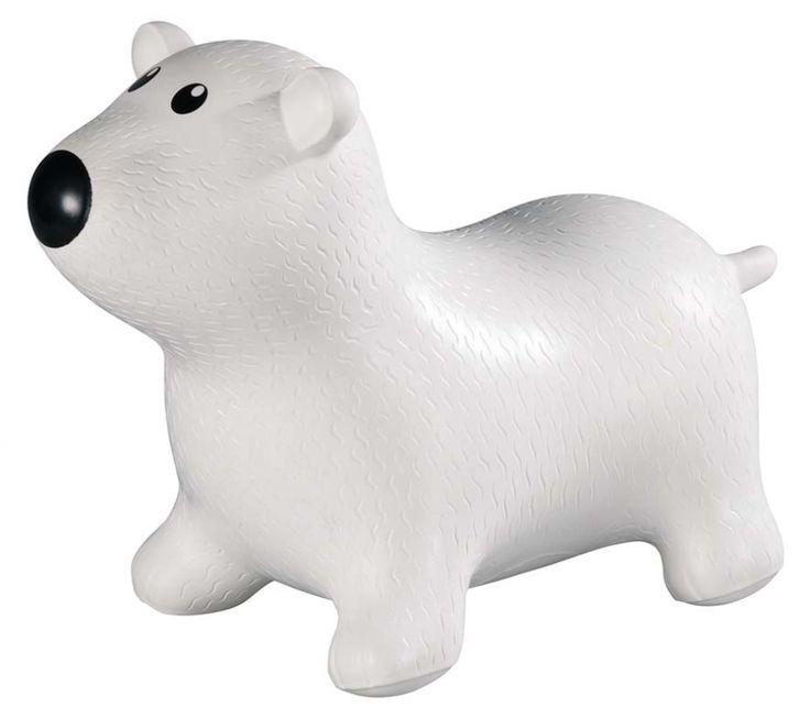 Toys Pure, hoppedyr, isbjørn