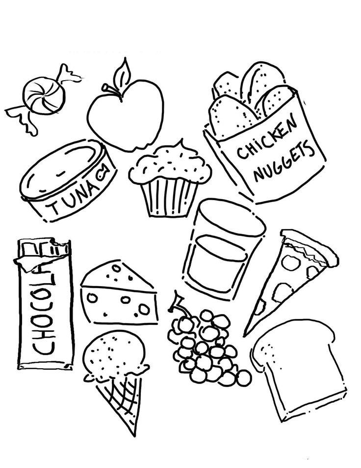 colorear adultos - Buscar con Google   Dibujos de comida ...