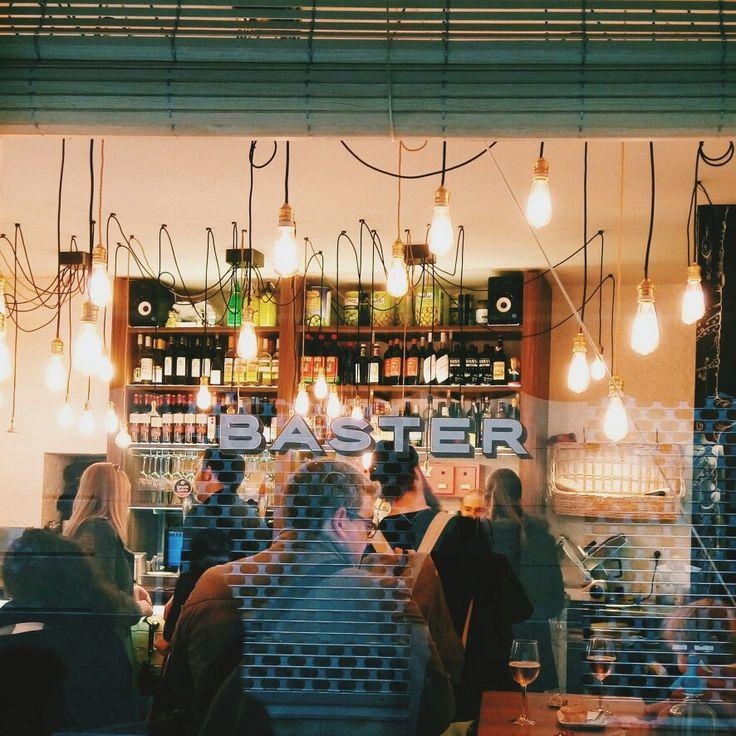 Locales con encanto: el Baster  | Bilbao - Basque Country  www.bilbaomola.com