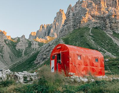 "Check out new work on my @Behance portfolio: ""Dolomites I"" http://be.net/gallery/48500541/Dolomites-I"