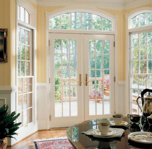 17 best images about therma tru doors on pinterest for Andersen french doors