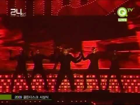2PM - HEARTBEAT and AGAIN & AGAIN LIVE @ GOLDEN DISK AWARDS