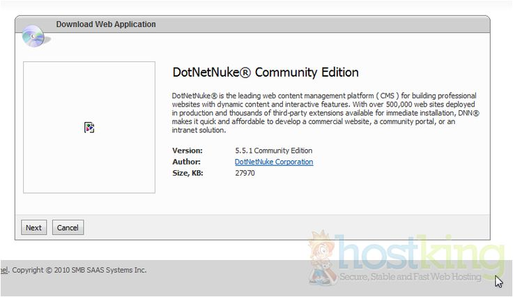 How to use the Application Installer in WebsitePanel