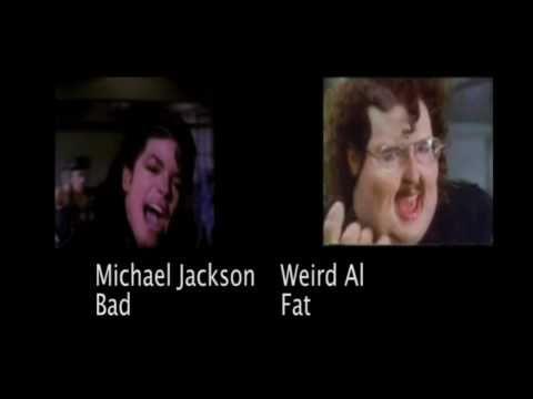 """Weird Al"" Yankovic - Fat - YouTube"