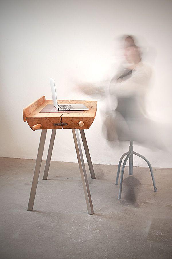 SCHWEIßDRAHT Werkstatt - Design und Handwerk - von Metallmöbel, Vintage-Möbel bis hin zu Sonderbauteile, Geländerbau und Schweißservice auch vor Ort