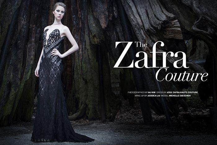 Jose Zafra Haute Couture 2014 | MJ Kim  http://www.mjkimphotography.com
