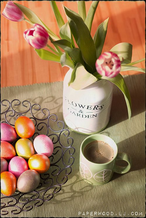 Coffee.. Easter